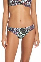 Tommy Bahama Women's Lively Leaves Bikini Bottoms