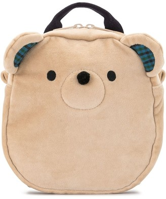 Familiar Teddy Bear Backpack