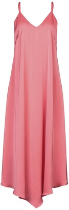 alex vidal 3/4 length dresses