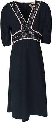 N°21 N.21 Floral Lace Applique Dress