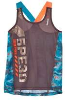 Reebok Girls' Global Speed Tank.