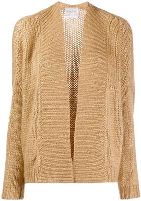 Forte Forte Knitted Long Sleeve Cardigan