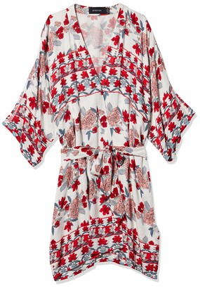 MinkPink Women's Bed of Roses Robe
