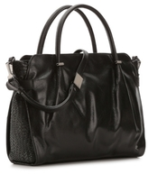 Elliott Lucca Lissette Leather Satchel