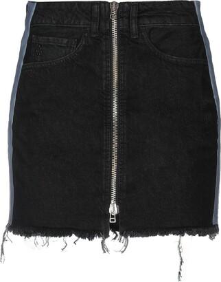 Marcelo Burlon County of Milan Denim skirts