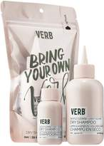 Bring Your Own Verb Dry Shampoo