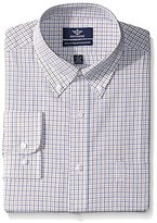 Dockers Yellow Check Classic Shirt - Button Down Collar