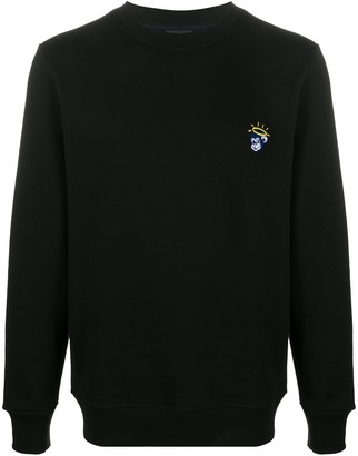 Paul Smith Angel Monkey organic cotton sweatshirt