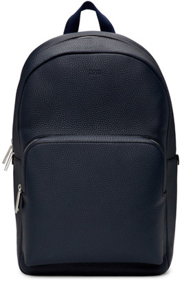 BOSS Navy Crosstown Backpack