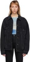 Acne Studios Black Bla Konst Denim 200 Jacket