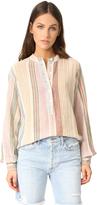 Antik Batik Casey Striped Shirt