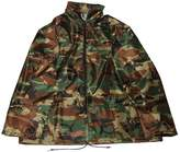 Universal Textiles Adult Unisex Showerproof Camouflage Hooded Jacket