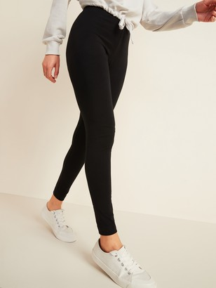 Old Navy High-Waisted Jersey Leggings For Women