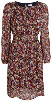 Claudie Pierlot Floral Mini Dress