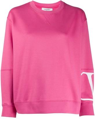 Valentino VLOGO crewneck sweatshirt