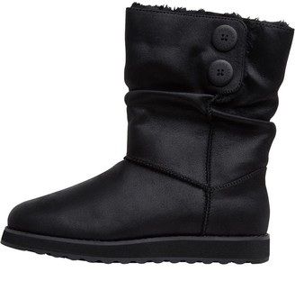 Skechers Womens Keepsakes 2.0 Upland Boots Black