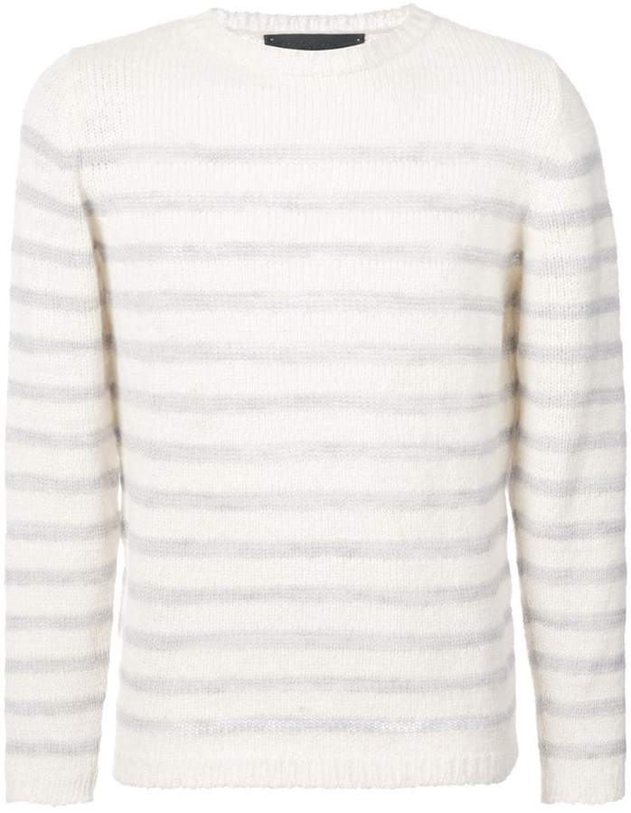 The Elder Statesman Picasso jumper