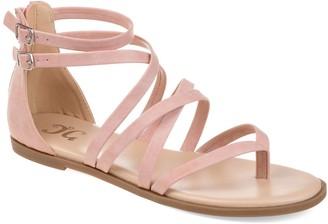 Journee Collection Zailie Women's Gladiator Sandals