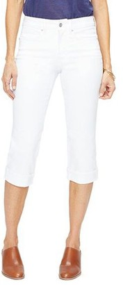 NYDJ Missy Marilyn Cool Embrace Crop Jeans withCuff