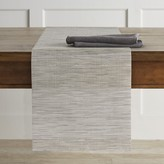Chilewich Runner, Bamboo Chalk