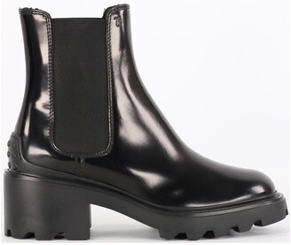 Tod's Heeled Ankle Boots
