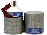 Pal Zileri Collezione Privata Cashmere E Ambra Cologne by for Men. Eau De Toilette Spray 3.4 Oz / 100 Ml With Dress Handkerchiefs.
