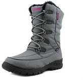 Kamik Brooklyn W Round Toe Synthetic Snow Boot.