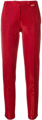 Styland Cropped Fitted Trousers