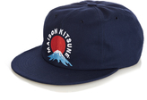 MAISON KITSUNÉ Mount Fuji baseball cap