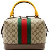 Gucci GG Supreme canvas and leather bag