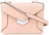 Jimmy Choo 'Lexis' shoulder bag - women - Calf Leather - One Size