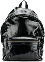 Saint Laurent patent backpack