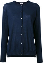 P.A.R.O.S.H. round neck cardigan - women - Cashmere - XS