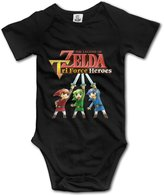 maifeng Baby The Legend Of Zelda Cute Jumpsuit Bodysuits