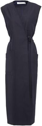 Victoria Beckham Canvas Wrap Vest
