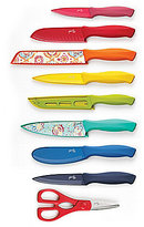 Fiesta 17-Piece Solid & Decal Cutlery Set