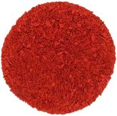 Glenna Jean Fly-By 4-Foot Round Rug in Red