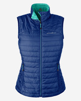 Eddie Bauer Women's IgniteLite Reversible Vest
