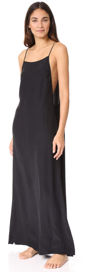 Kiki de Montparnasse Square Neck Long Slip