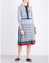 Mary Katrantzou Briscola knitted midi dress
