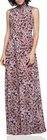 BCBGeneration Autumn Bouquet Maxi Dress
