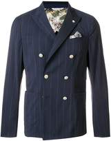 Manuel Ritz classic double-breasted blazer