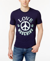 Love Moschino Men's Graphic Print T-Shirt