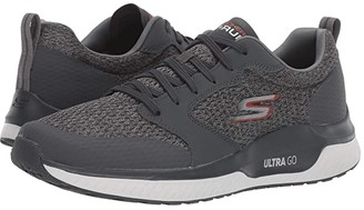 Skechers Go Run Steady (Charcoal) Men's Shoes