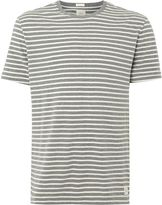 Linea Men's Striped Marl Tee