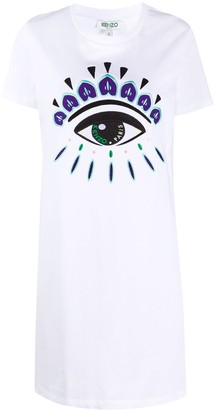 Kenzo Eye T-shirt dress