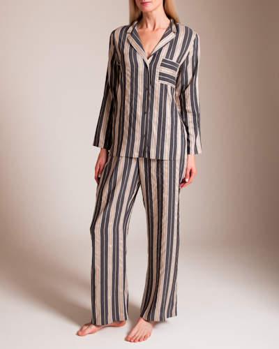 Hanro Enola Long Sleeve Pajama