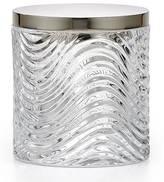 Labrazel Onda Bath Canister with Polished Nickel Lid