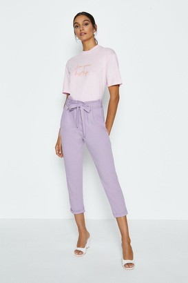 Coast Paper Bag Tailored Trousers