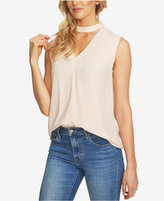 1 STATE 1.STATE High-Low Choker Top